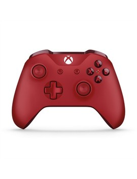 Xbox One Wireless Controller   Red by Xbox One