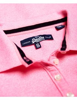 Classic Polo Shirt by Superdry