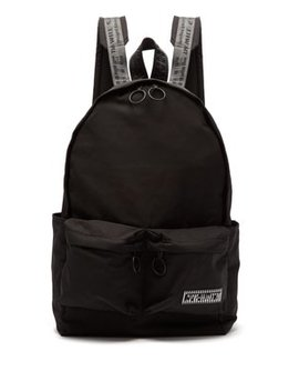 Patch Logo Backpack by Off White