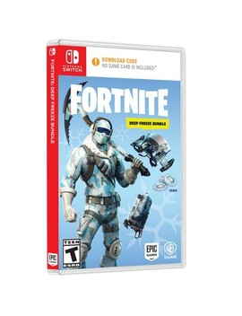 Fortnite: Deep Freeze Bundle   Nintendo Switch by Warner Brothers
