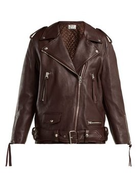 Leather Jacket by Acne Studios