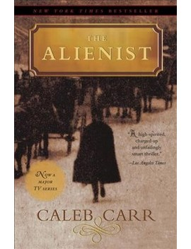 Alienist    Reprint By Caleb Carr (Paperback) by Target