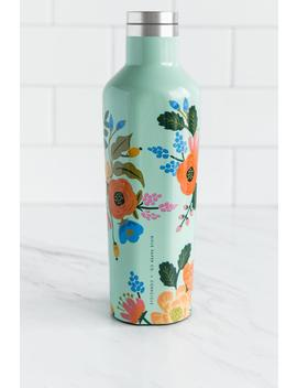 Corkcicle X Rifle Paper Co. Lively Floral Canteen by Francesca's