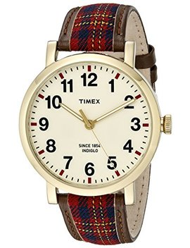 Timex Unisex Tw2 P69600 Ab Heritage Collection Analog Display Quartz Brown Watch by Timex
