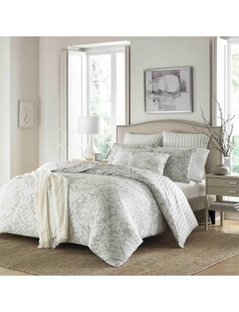 Camden Comforter Set Gray   Stone Cottage by Shop This Collection