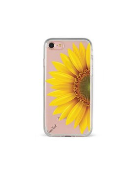 I Phone 8 Case Clear I Phone 8 Plus Case I Phone X Case I Phone 7 Plus Case Clear I Phone 7 Case I Phone 6 Case Samsung S8 Case,Half Sunflower by Etsy