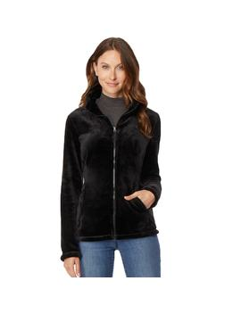 Women's Heat Keep Luxe Fleece Jacket by Kohl's
