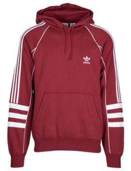 Adidas Originals Authentic P/O Hoodie   Men's by Adidas Originals