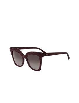 52mm Square Cat Eye Sunglasses by Mcm