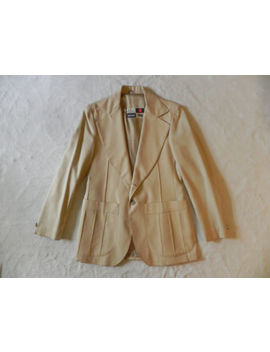 Vintage 1970s Men's Chess King Sport Coat by Chess King