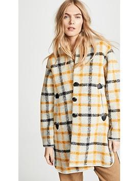 Gabrie Coat by Isabel Marant Etoile