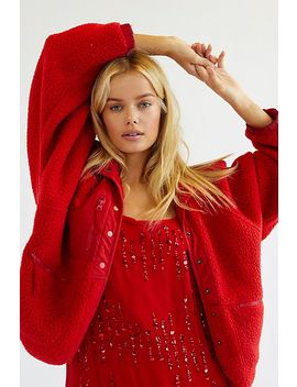 Hit The Slopes Jacket by Free People