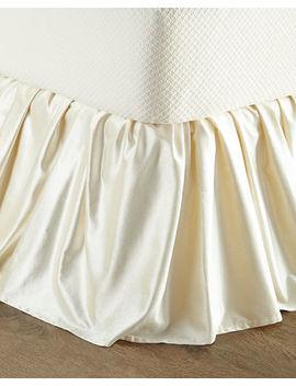 Queen/King Chloe Velvet Dust Skirt by Lili Alessandra