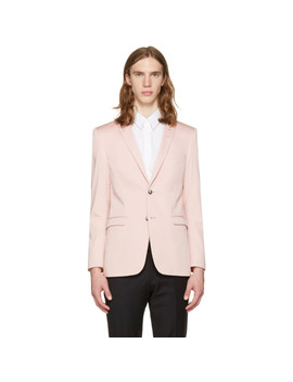 Pink Atwood Blazer by Tiger Of Sweden