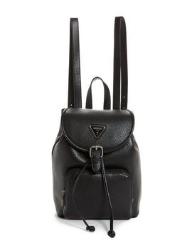 Talia Stud Quilted Backpack by Guess