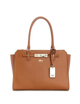 Open Road Society Satchel by Guess