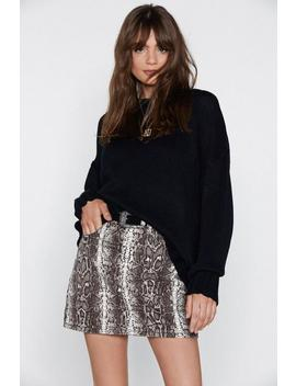 Go For Knit Sweater by Nasty Gal
