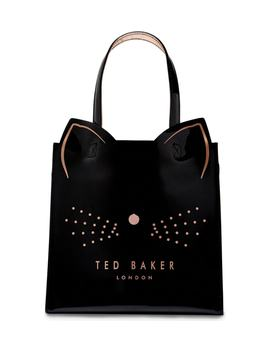 Small Icon Cat Tote by Ted Baker London