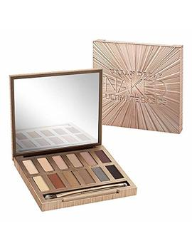 Ud Naked Ultimate Basics Eyeshadow Palette by U/D