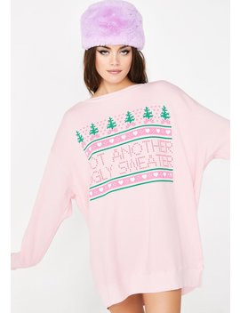 Sweet Stitch Roadtrip Sweater by Wildfox Couture