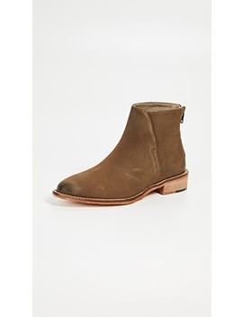 Century Flat Boots by Free People