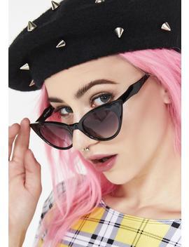 Wicked Wanda Cat Eye Sunglasses by Aj Morgan