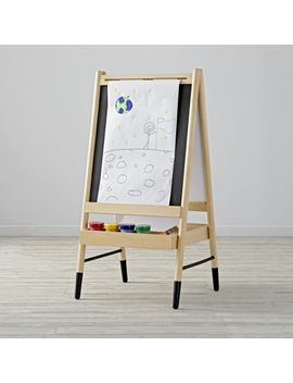 Wooden Art Easel by Crate&Barrel