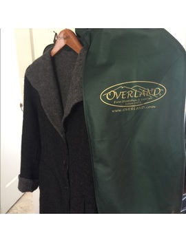 Alpaca Full Length Reversible Coat by Overland