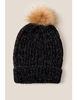 Katherine Chenille Beanie by Francesca's