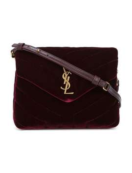 Monogram Crossbody Bag by Shop Bazaar