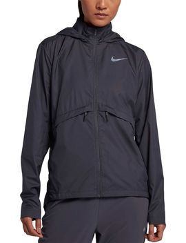 Nike Women's Essential Hooded Running Jacket by Nike