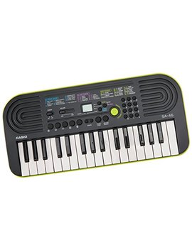 Casio Sa 46  Key Portable Keyboard by Casio