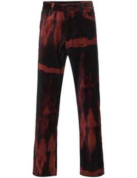 Pantaloni Con Cinque Tasche by Ann Demeulemeester
