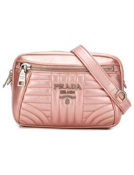 Quilted Belt Bag by Prada