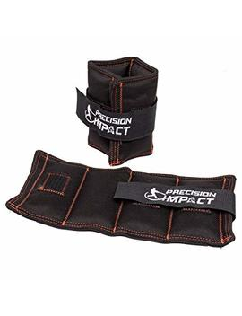 Precision Impact Wrist Weights: Durable Nylon Wrist Weights For Throwing/Pitching Training by Precision Impact