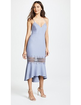 Heavenly Midi Dress by La Maison Talulah