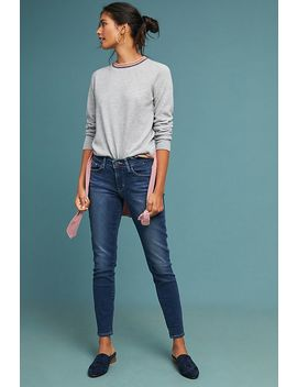Levi's Mid Rise Curvy Straight Jeans by Levi's