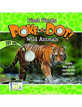 Poke A Dot First Words Wild Animals by Amazon