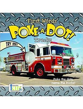 Poke A Dot First Words Trucks by Amazon