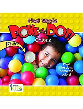 Poke A Dot First Words Colors by Amazon