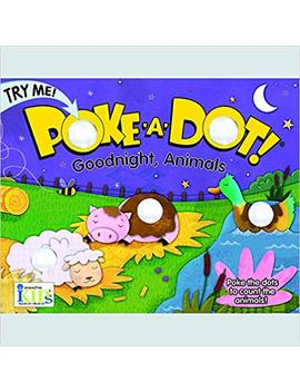 Poke A Dot Goodnight, Animals Book With Pop A Tronic Technology by Amazon