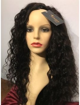 Brazilian Water Wave Human Hair Bundles With Ear To Ear Weave Extensions Grade 8 A by Ebay Seller