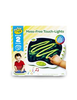 My First Crayola Touch Lights, Musical Doodle Board, Toddler Toy, Gift by Crayola