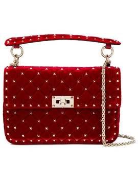 Rockstuds Shoulder Bag by Valentino