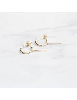 Gold Hoop Earrings, Huggie Hoops, Delicate Hoops, Huggie Hoop Earrings, Everyday Hoops, Minimalist Jewelry, Dainty Hoops by Etsy