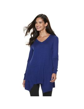 Women's Apt. 9® Shark Bite Tunic by Apt. 9