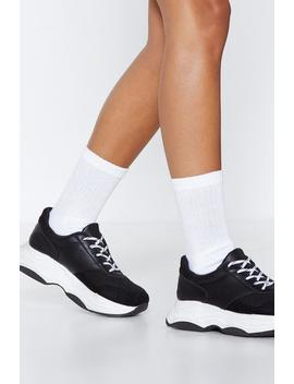 Socks To Be You Ribbed Socks by Nasty Gal