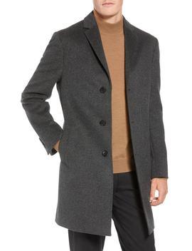 Mason Wool & Cashmere Overcoat by John W. Nordstrom®