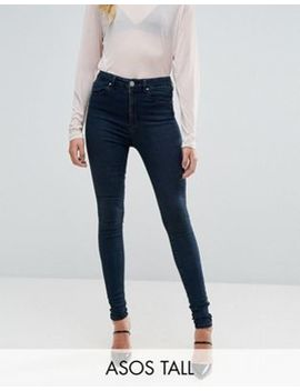 Asos Tall Sculpt Me Jean In Grace Wash by Asos Tall