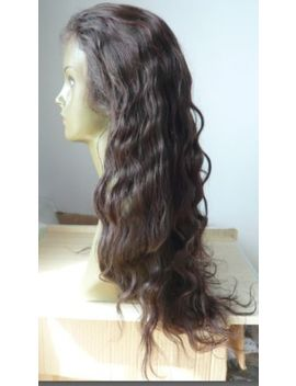 100 Percents 11 A Brazilian Front Lace/ 360 Frontal Wig With Highlight Light Wave #2,1b by Ebay Seller